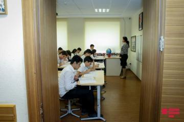 В прошлом году на организацию экзаменов было потрачено 8 млн манатов