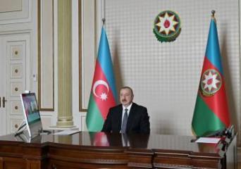Azərbaycan və Moldova prezidentləri arasında videokonfrans formatında görüş keçirilib