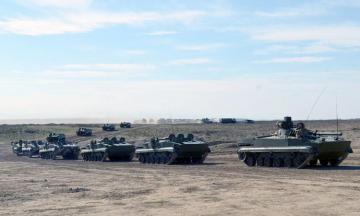 Azərbaycan Ordusu genişmiqyaslı əməliyyat-taktiki təlimlərinə başlayıb