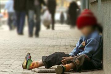 430 children working and begging in streets detected last year