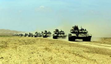 Azerbaijan Army started Large-Scale Operational-Tactical Exercises - [color=red]UPDATED[/color]