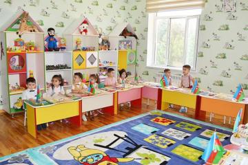 Issue of reopening of kindergartens not to be considered in short term, says Head of Baku EP