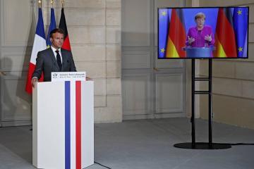 Berlin və Paris AB iqtisadiyyatına dəstək üçün fond yaradır