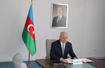 """Oqtay Şirəliyev: """"Azərbaycan pandemiyaya qarşı vaxtında ciddi tədbirlər həyata keçirib"""""""