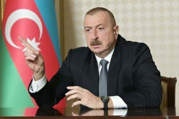 Президент Азербайджана: Вся работа должна проводиться справедливо