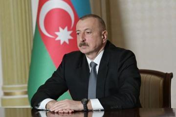 Президент Ильхам Алиев: Главы ИВ занимались хищением платежных карт людей, привлеченных к общественным работам