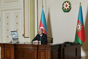 Президент: Наши усилия были оценены и ВОЗ, которая назвала Азербайджан примером в борьбе с коронавирусом
