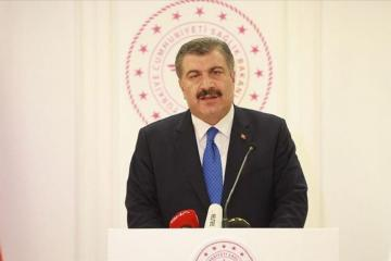 Число заразившихся коронавирусом в Турции превысило  154 тысяч человек