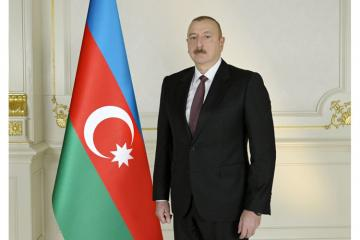 Tacikistan Prezidenti Prezident İlham Əliyevi Respublika Günü münasibətilə təbrik edib