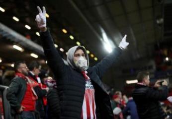 Матч «Ливерпуль» — «Атлетико» стал причиной 41 смерти от коронавируса