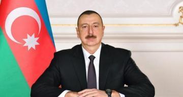 Президент Азербайджана поздравил Короля Иордании по случаю национального праздника