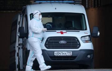Rusiyada koronavirusa yoluxanların sayı 370 mini ötüb
