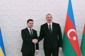 Vladimir Zelensky makes phone call to President Ilham Aliyev