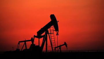 Цены на нефть марки Brent упали ниже 34 долларов за баррель
