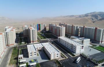 President Ilham Aliyev inaugurated Gobu Park-3 residential complex for IDPs