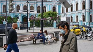 В Москве продлили режим самоизоляции до 14 июня