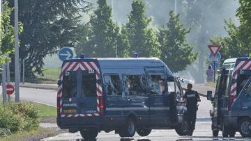 Во Франции мужчина убил трех человек на предприятии
