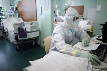 В Великобритании за сутки от коронавируса погибли 377 человек
