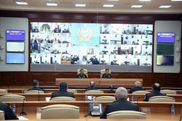 Закир Гасанов: Верховный Главнокомандующий высоко оценивает боеспособность Азербайджанской Армии