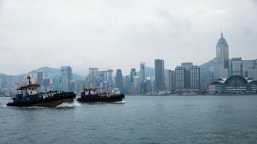 Китай призвал США и Британию не вмешиваться во внутренние дела