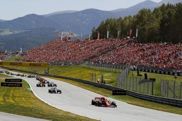 Правительство Австрии подтвердило проведение первого этапа сезона «Формулы-1»