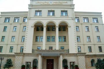 Azərbaycan MN: Ermənistanın işğalçı qüvvələrini ərazilərimizin hüdudlarını tərk etməyə məcbur edəcəyik
