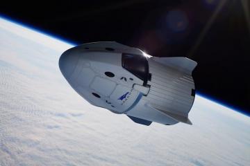 NASA ilk dəfə özəl şirkət vasitəsilə kosmosa astronavt göndərib