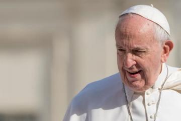 Папа Римский поздравил президента Ильхама Алиева