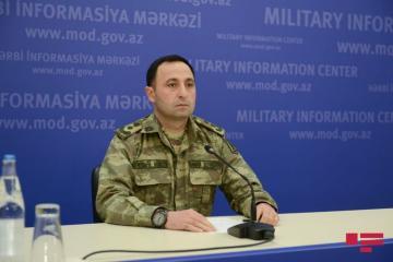 MN: Azərbaycan Ordusu düşmənin komanda məntəqələrini, döyüş texnikasını sıradan çıxararaq onu iflic vəziyyətinə gətirib çıxarıb