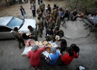 Очередное подтверждение участия иностранных граждан на стороне Армении в Карабахе