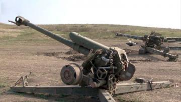 Ermənistan silahlı qüvvələrinin döyüş meydanında atıb qaçdığı hərbi texnikalar  - [color=red]VİDEO[/color]