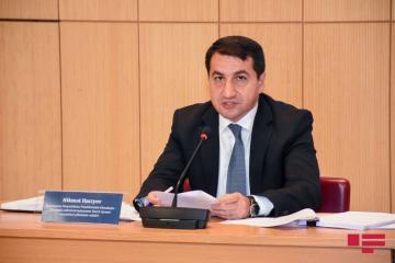 Хикмет Гаджиев: Азербайджан призывает государства-члены ООН предотвратить использование своих территорий для финансирования армянского террора