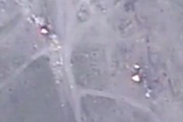 Минобороны: Нанесены удары по боевым позициям ВС Армении - [color=red]ВИДЕО[/color]