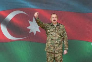 """Müzəffər Ali Baş Komandan İlham Əliyev: """"Şuşa şəhəri işğaldan azad edilib"""""""
