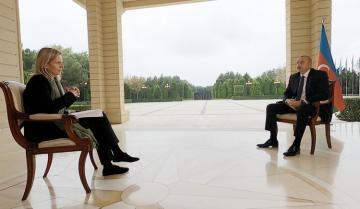 """Azərbaycan Prezidentinin """"BBC News""""a [color=red]MÜSAHİBƏSİ[/color]"""