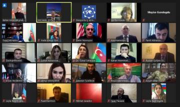 Азербайджанцы мира празднуют освобождение Шуши