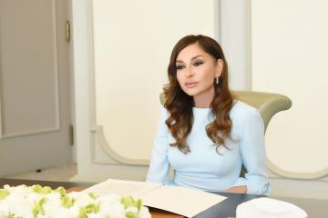 Мехрибан Алиева: Мы вернули нашу Шушу! Еще раз поздравляю всех с этим знаменательным историческим событием!