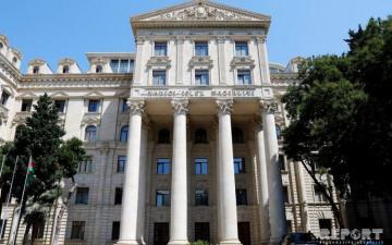 МИД Азербайджана распространило заявление в связи со сбитым военным вертолетом Ми-24 ВКС России