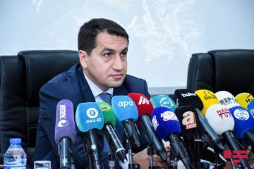 Prezidentin köməkçisi: Ermənistan Tərtər şəhərini ağır artilleriya atəşinə tutur, bir mülki şəxs yaralanıb