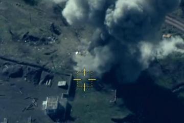 На Ходжавендском направлении фронта уничтожена живая сила противника - [color=red]ВИДЕО[/color]