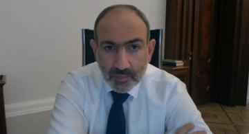 Пашинян заявил, что у него не было иного выхода, кроме подписания документа по Карабаху