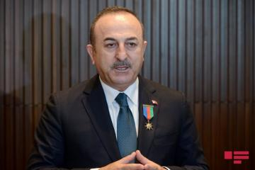 "Turkish FM: ""Remaining lands will be returned to Azerbaijan on basis of submitted time table"""