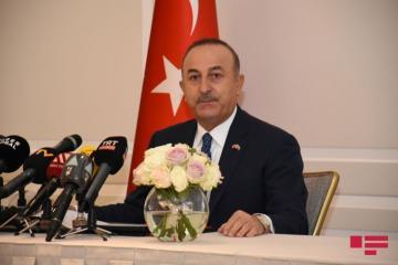 Чавушоглу: Если Турция направит в Азербайджан военную миссию, наш парламент с большим воодушевлением поддержит это решение