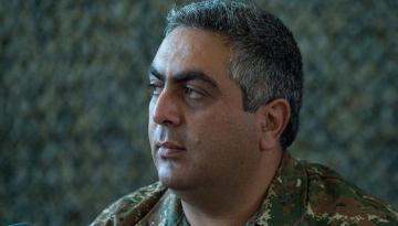 Официальный представитель Минобороны Армении Арцрун Ованнисян подал в отставку
