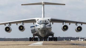 8 more aircrafts carrying Russian peacekeepers leaves for Nagorno Karabakh