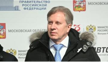 Rusiyanın yeni təyin olunmuş Nəqliyyat naziri koronavirusa yoluxub