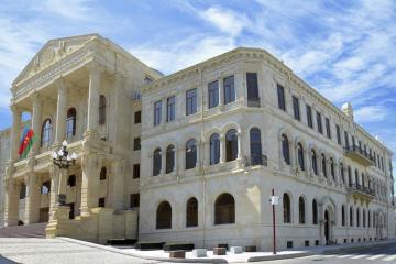 Генпрокуратура: На освобожденной от оккупации территории на мине подорвались два мирных жителя Азербайджана