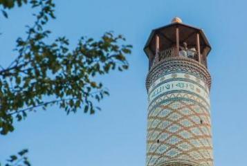 Началась подача электроэнергии в Шушинскую мечеть - [color=red]ВИДЕО[/color]