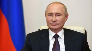 Путин поздравил Майю Санду с победой на президентских выборах в Молдове