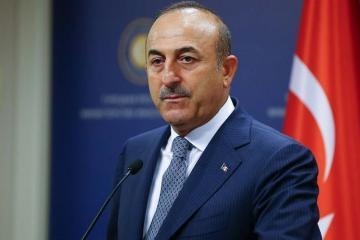 Чавушоглу: Флаг, который развевался в Баку в 1988 году, сегодня развевается на освобожденных от оккупации землях!